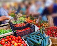 River Disctrict Farmers Market